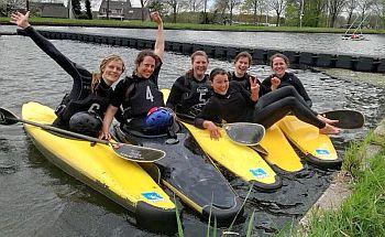 Geglückter Saisonstart in Helmond