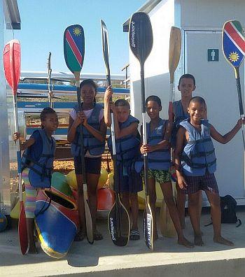 10 Boote und mehr für Namibia