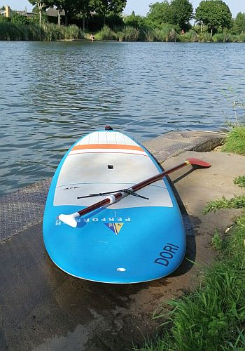 Stand-Up-Paddling in der KGL
